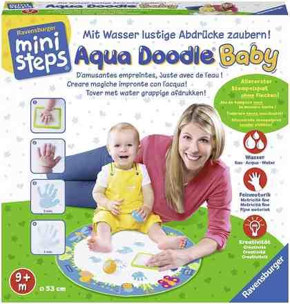 Ravensburger Malmatte, »ministeps® Aqua Doodle® Baby«