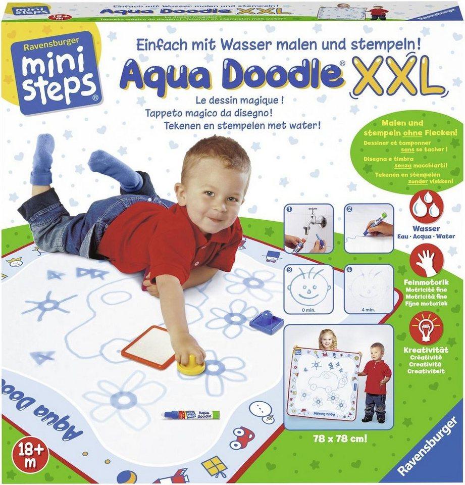 ravensburger malvorlage »ministeps® aqua doodle® xxl