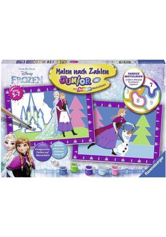 """Рисовать nach Zahlen """"Disney Froz..."""