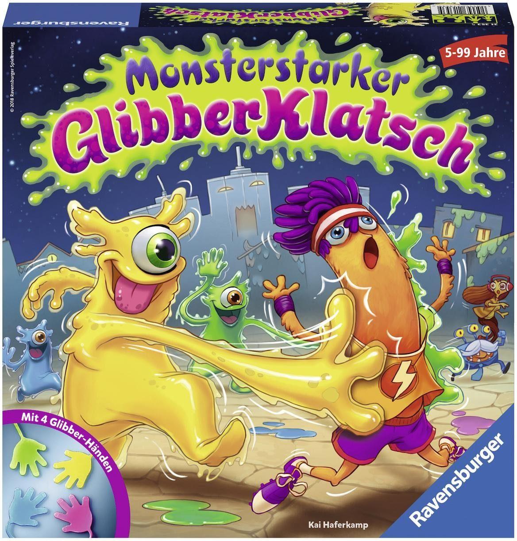 Ravensburger Gesellschaftsspiel, »Monsterstarker Glibber-Klatsch«