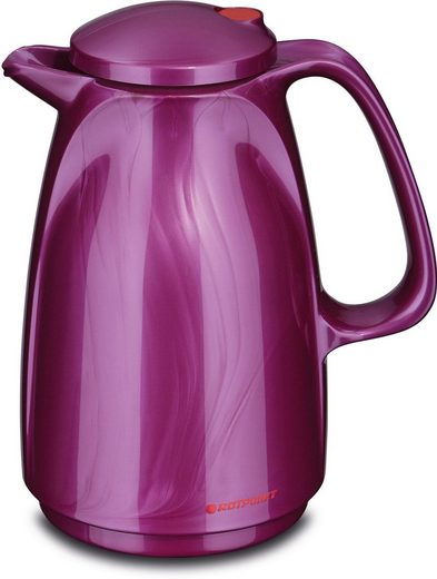 ROTPUNKT Isolierkanne »Shiny Grape«, 0,5 l