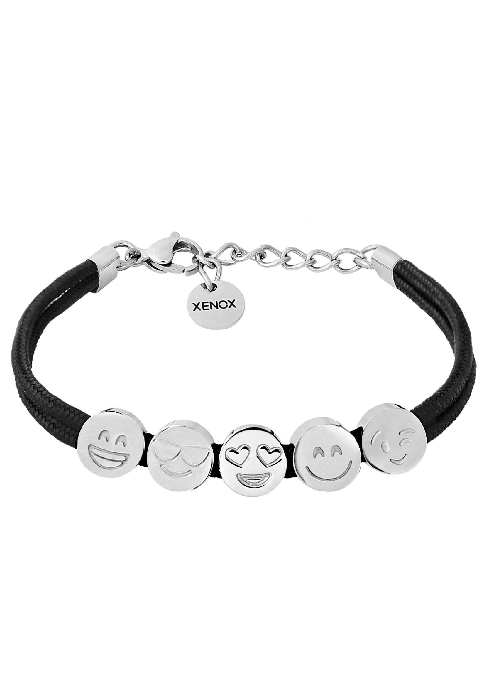 XENOX Armband »Emojis, Symbolic Power, X2750«