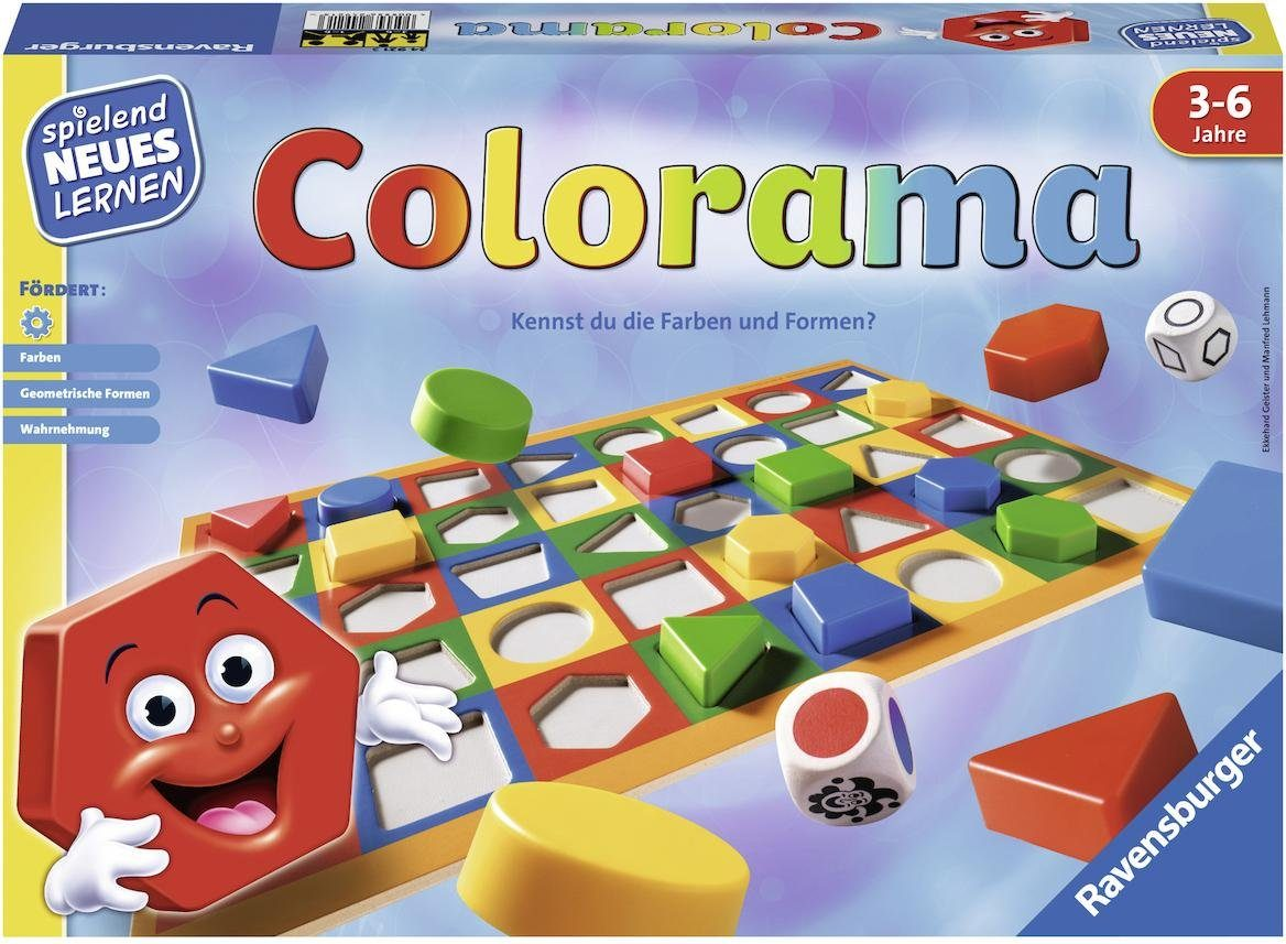 Ravensburger Kinderspiel, »Colorama«