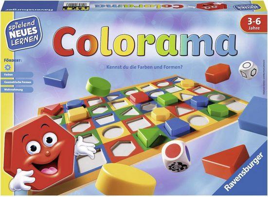 Ravensburger Spiel, »Colorama«, Made in Europe, FSC® - schützt Wald - weltweit