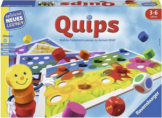 Ravensburger Spiel, »Quips«