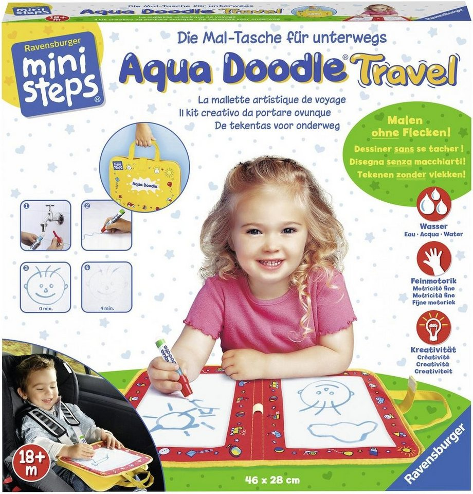 Ravensburger Malmatte,  ministeps® Aqua Doodle® Travel  online kaufen