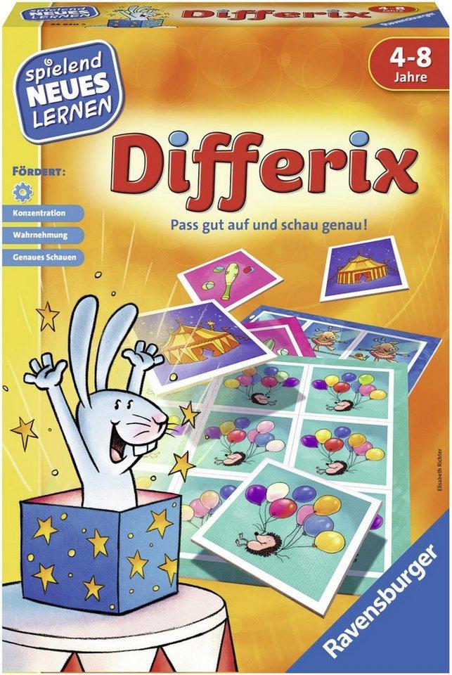 Differix Spiel