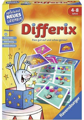"""Spiel """"Differix"""""""