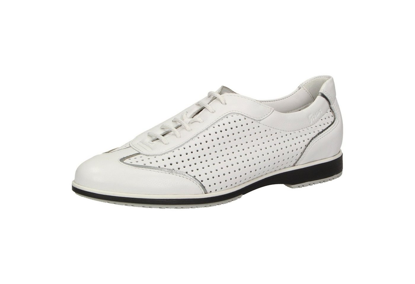 Damen SIOUX Dareila Sneaker weiß | 04054765414707