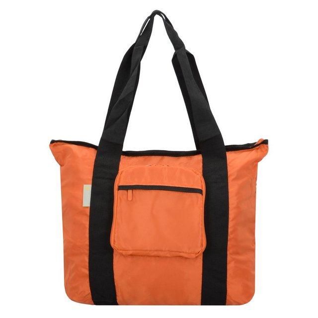 Go Travel Light Shopper Tasche 31,5 cm | Taschen > Umhängetaschen | Orange | Polyester | Go Travel