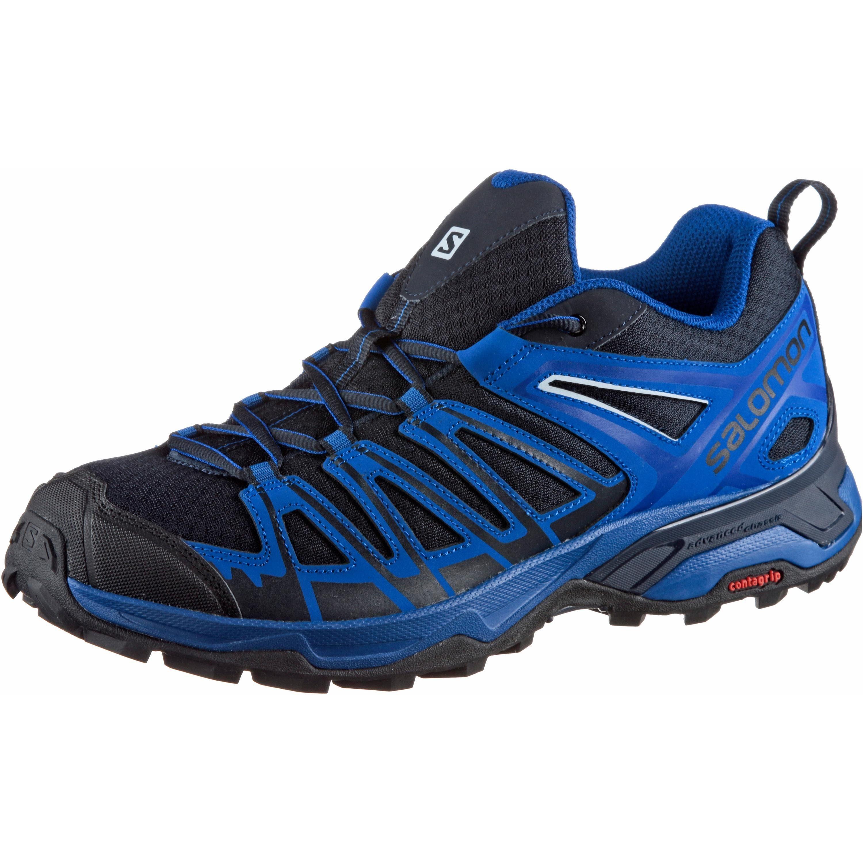 Salomon X ULTRA 3 PRIME Wanderschuh kaufen  schwarz-blau
