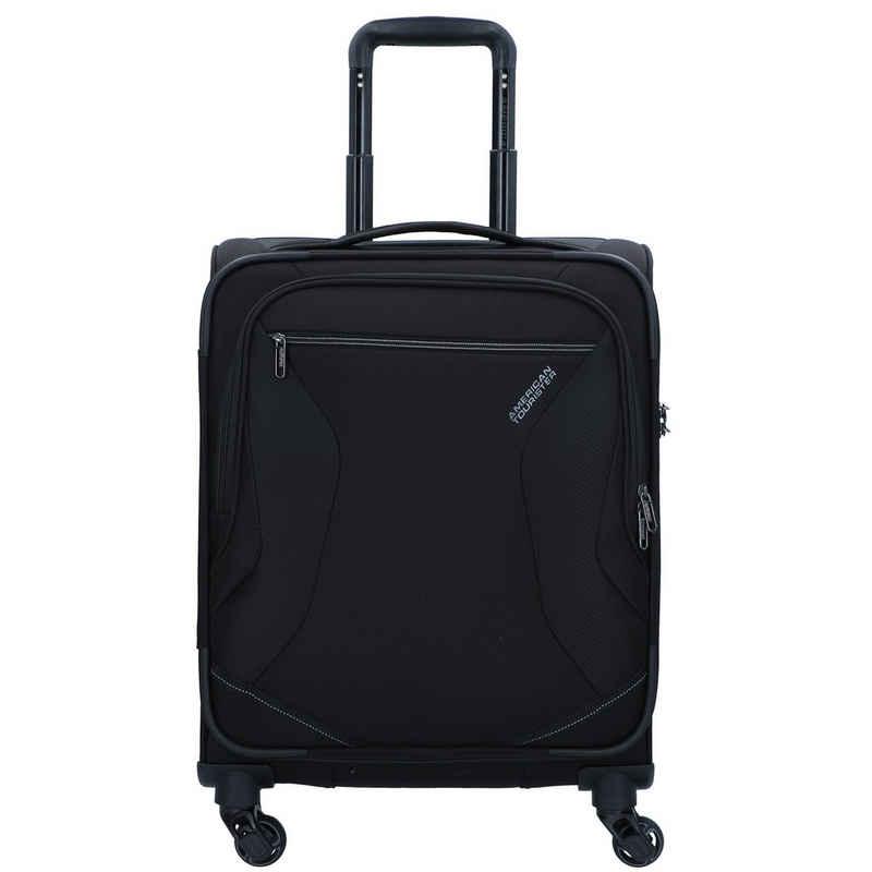 American Tourister® Handgepäck-Trolley »Eco Wanderer«, 4 Rollen, PET