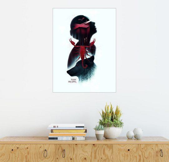 Posterlounge Wandbild - Barrett Biggers »Penny Dreadful«
