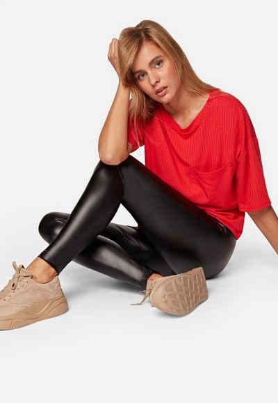 Mavi Leggings »LEGGINGS« Glänzende Leggings