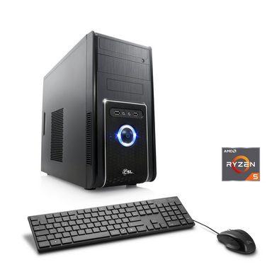 CSL Multimedia PC | Ryzen 5 1500X | GT 1030 | 8 GB DDR4 | SSD »Sprint T8977 Windows 10 Home«