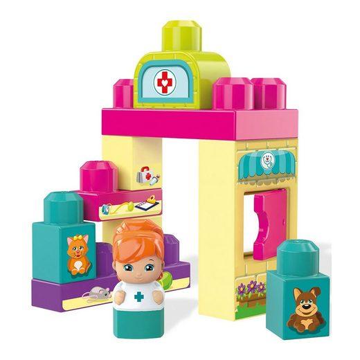Mattel® Mega Bloks Tierärztin Spielset