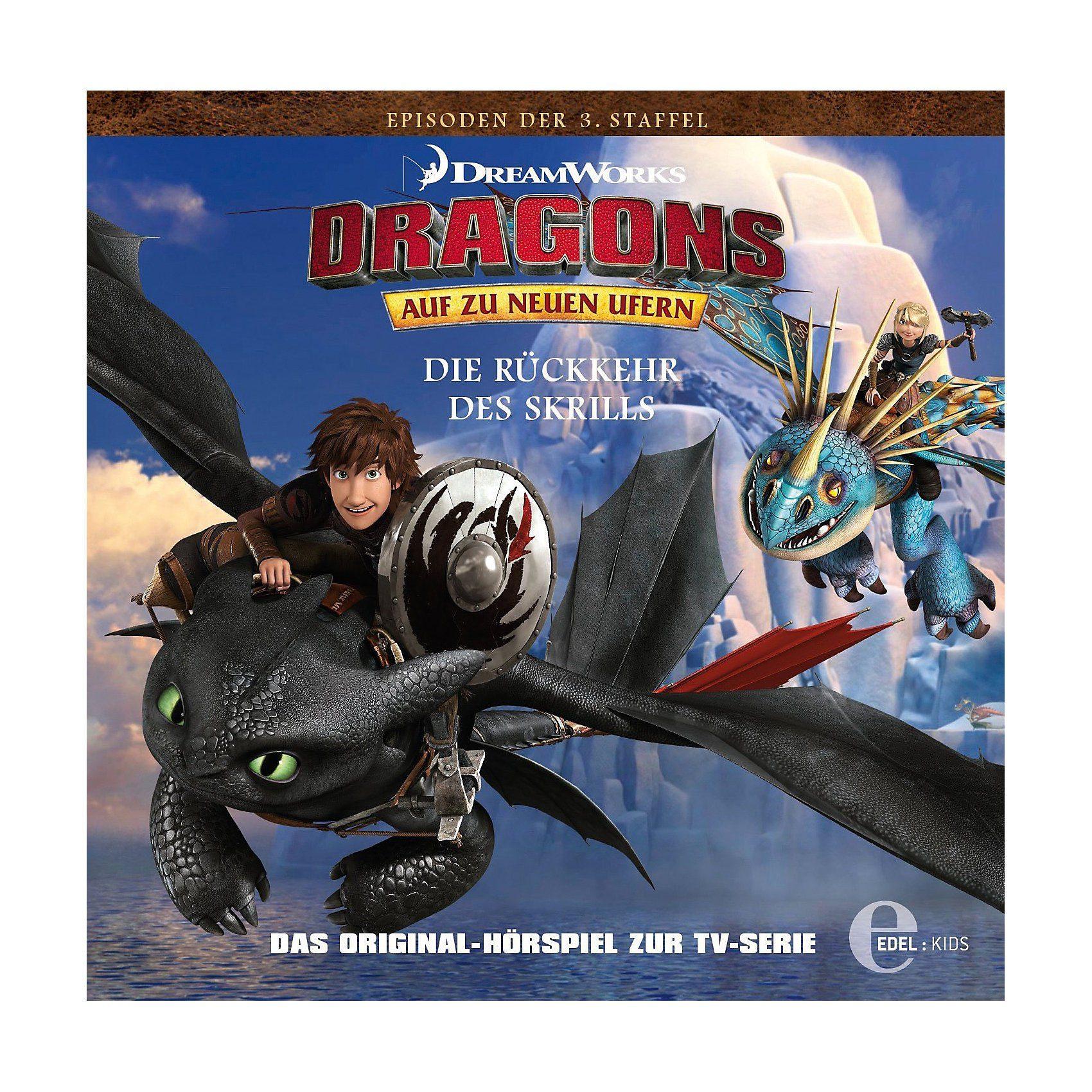 Edel CD Dragons auf zu neuen Ufern 31 - Die Rückkehr der Skrills