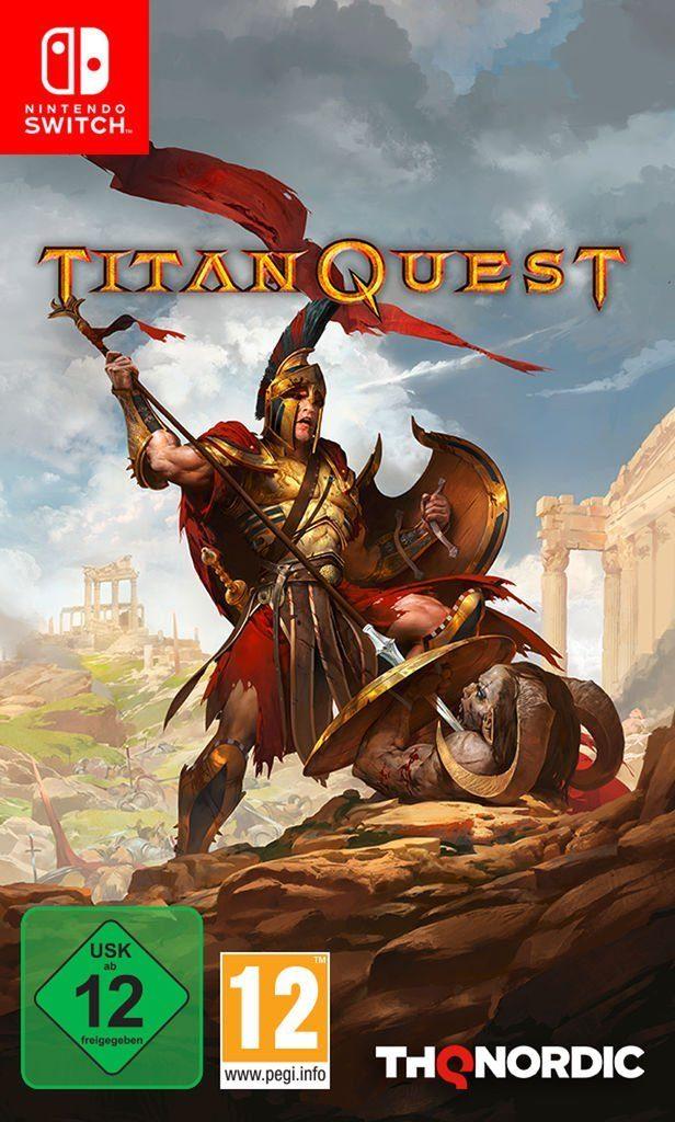 THQ Nordic Nintendo Switch - Spiel »Titan Quest«