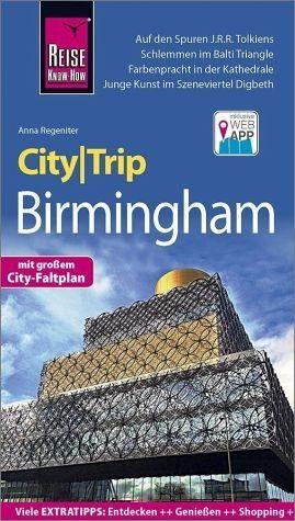 Broschiertes Buch »Reise Know-How CityTrip Birmingham«