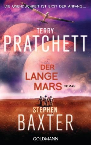 Broschiertes Buch »Der lange Mars / Parallelwelten Bd.3«