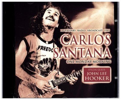 Audio CD »Carlos Santana; John Lee Hooker: One Monday...«