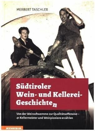 Gebundenes Buch »Südtiroler Wein- & Kellerei-Geschichten«