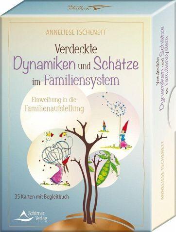 Broschiertes Buch »Verdeckte Dynamiken und Schätze im Familiensystem«