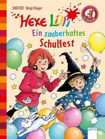 Gebundenes Buch »Ein zauberhaftes Schulfest / Hexe Lilli...«