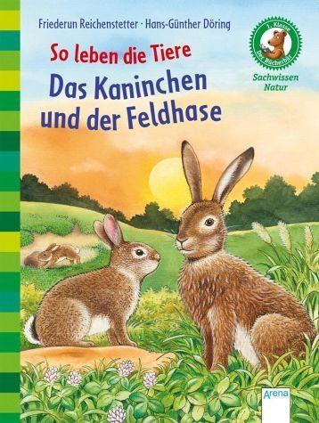 Gebundenes Buch »So leben die Tiere. Das Kaninchen und der...«