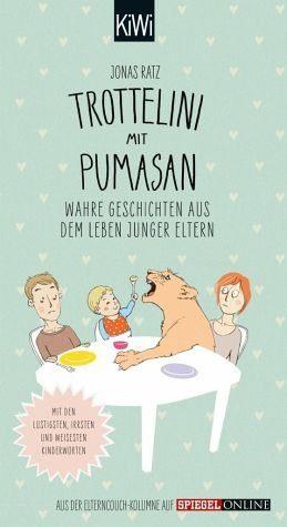 Broschiertes Buch »Trottelini mit Pumasan«