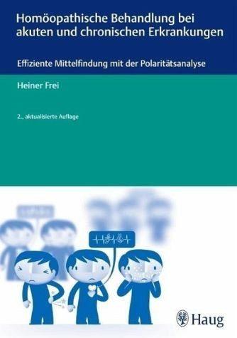 Gebundenes Buch »Homöopathische Behandlung bei akuten und...«