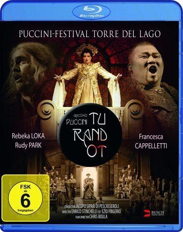 Blu-ray »Puccini: Turandot - Puccini-Festival Torre del...«