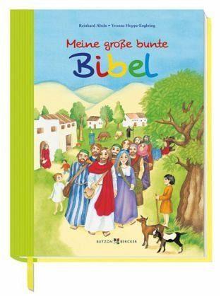 Gebundenes Buch »Meine große bunte Bibel«