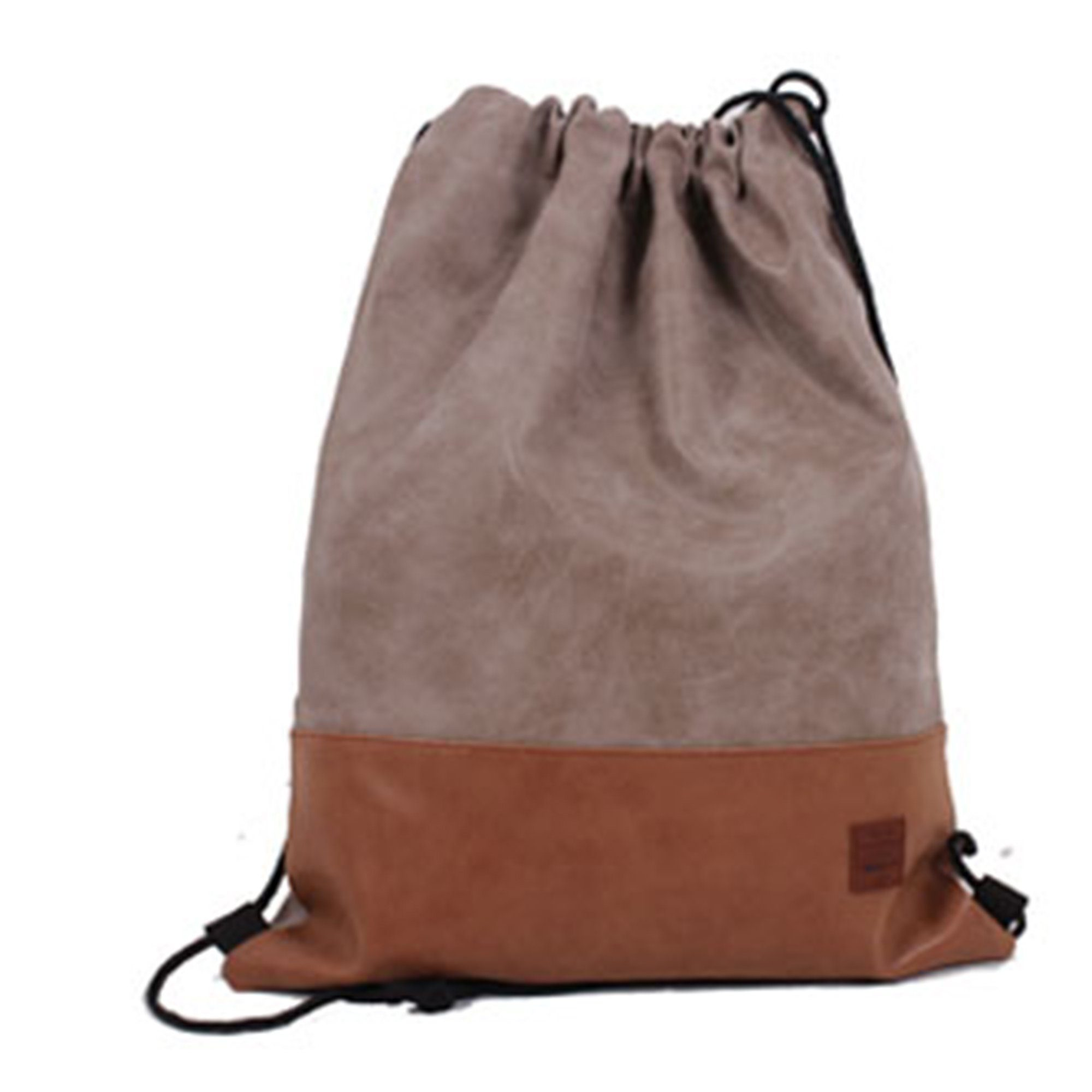 HTI-Living Trainingsrucksack »Bachpack Gym Bag PU Vintage«