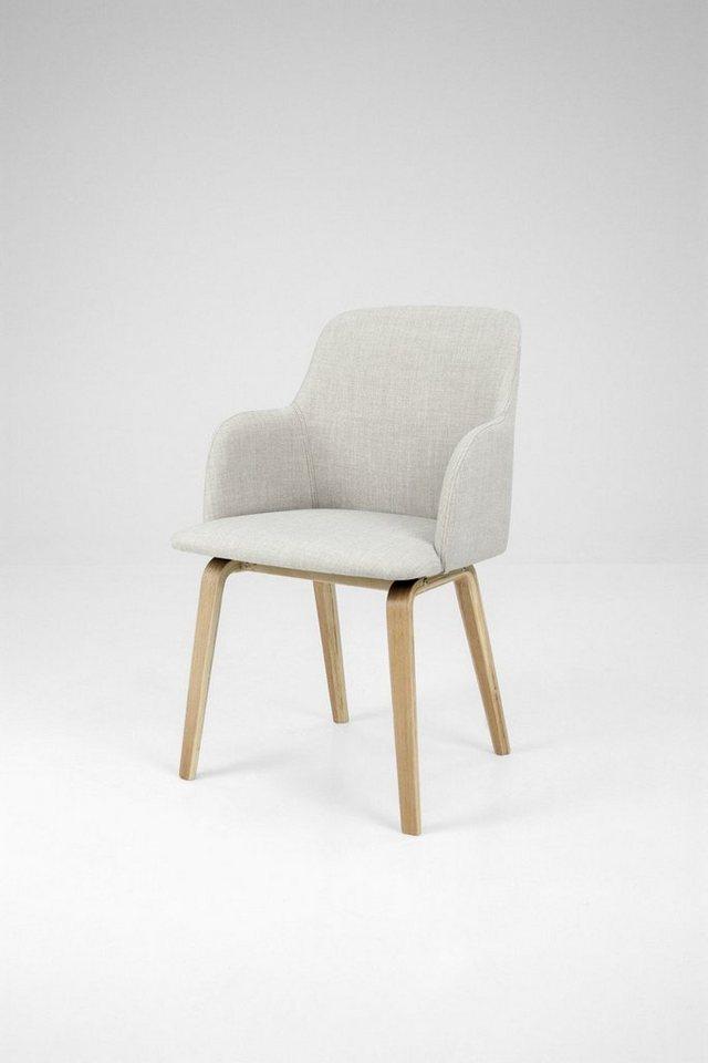 Kasper Wohndesign Stuhl Sessel Stoff Esszimmerstuhl Versch