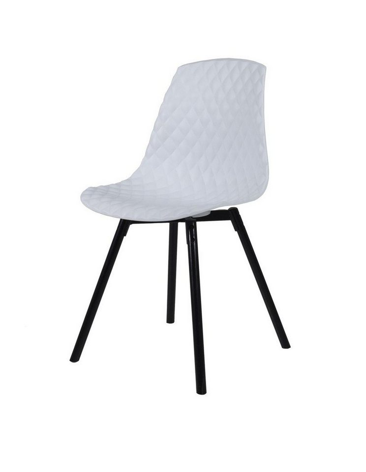 Kasper Wohndesign Stuhl Kunststoff Fuss Schwarz Versch Farben Ruben Online Kaufen Otto
