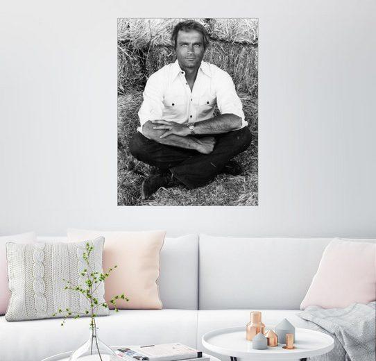 Posterlounge Wandbild »Terence Hill«