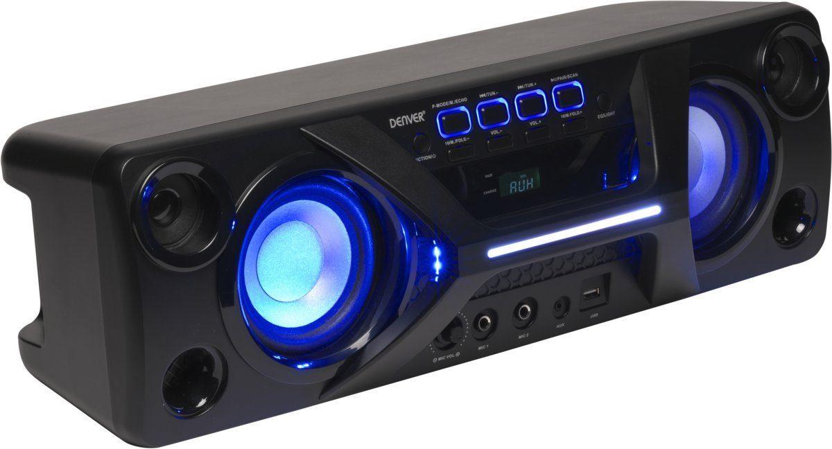 Denver Lautsprecher »Bluetooth Lautsprecher BTB-410«