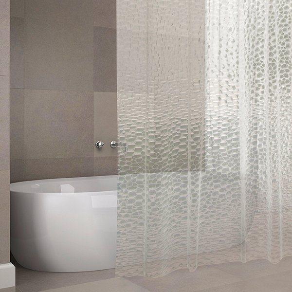 Duschen und Zubehör - MSV Duschvorhang »PREMIUM EVA GALWAY«, Breite 180 cm  - Onlineshop OTTO
