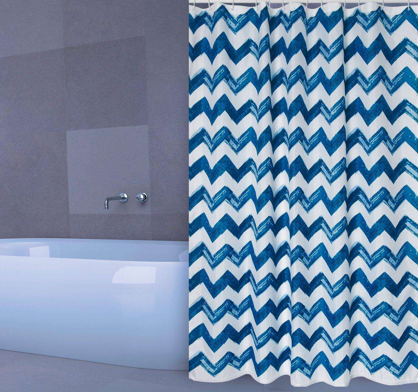 Duschen und Zubehör - MSV Duschvorhang »PREMIUM LE CAP«, Breite 180 cm  - Onlineshop OTTO