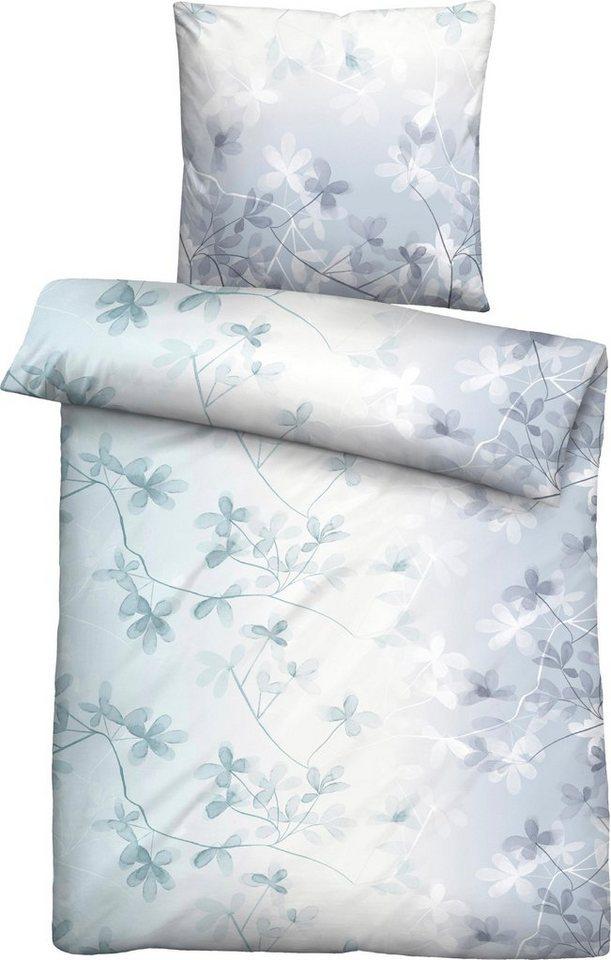 bettw sche bente biberna mit floralem muster otto. Black Bedroom Furniture Sets. Home Design Ideas