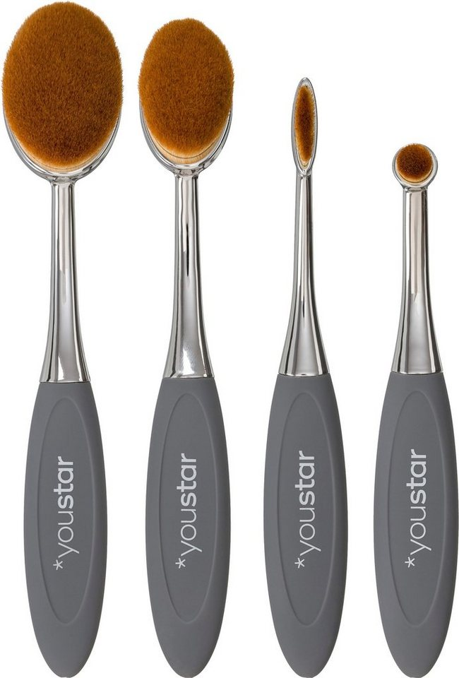 Youstar Professional Series Make Up Oval Pinselset