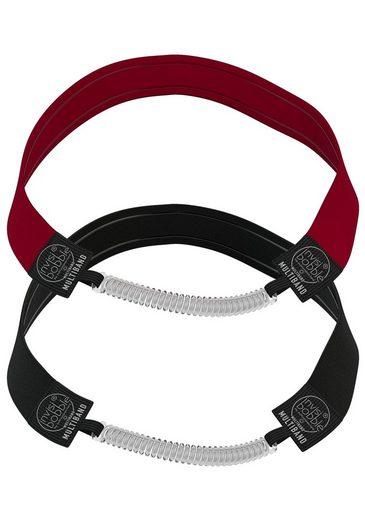invisibobble Haarband »Multiband«, Set, 2-tlg., 2-in1 Haarband und Spiralhaargummi