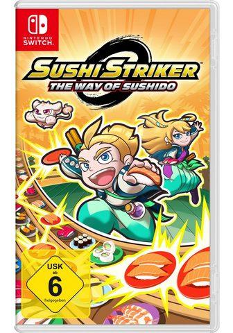 NINTENDO SWITCH Sushi Striker: The Way of Sushido Nint...