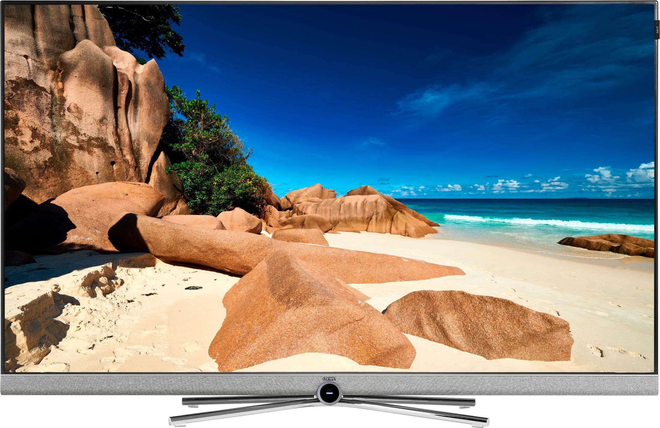 Loewe bild 5.48 LED-Fernseher (48 Zoll, 4K Ultra HD, Smart-TV, USB Archive)