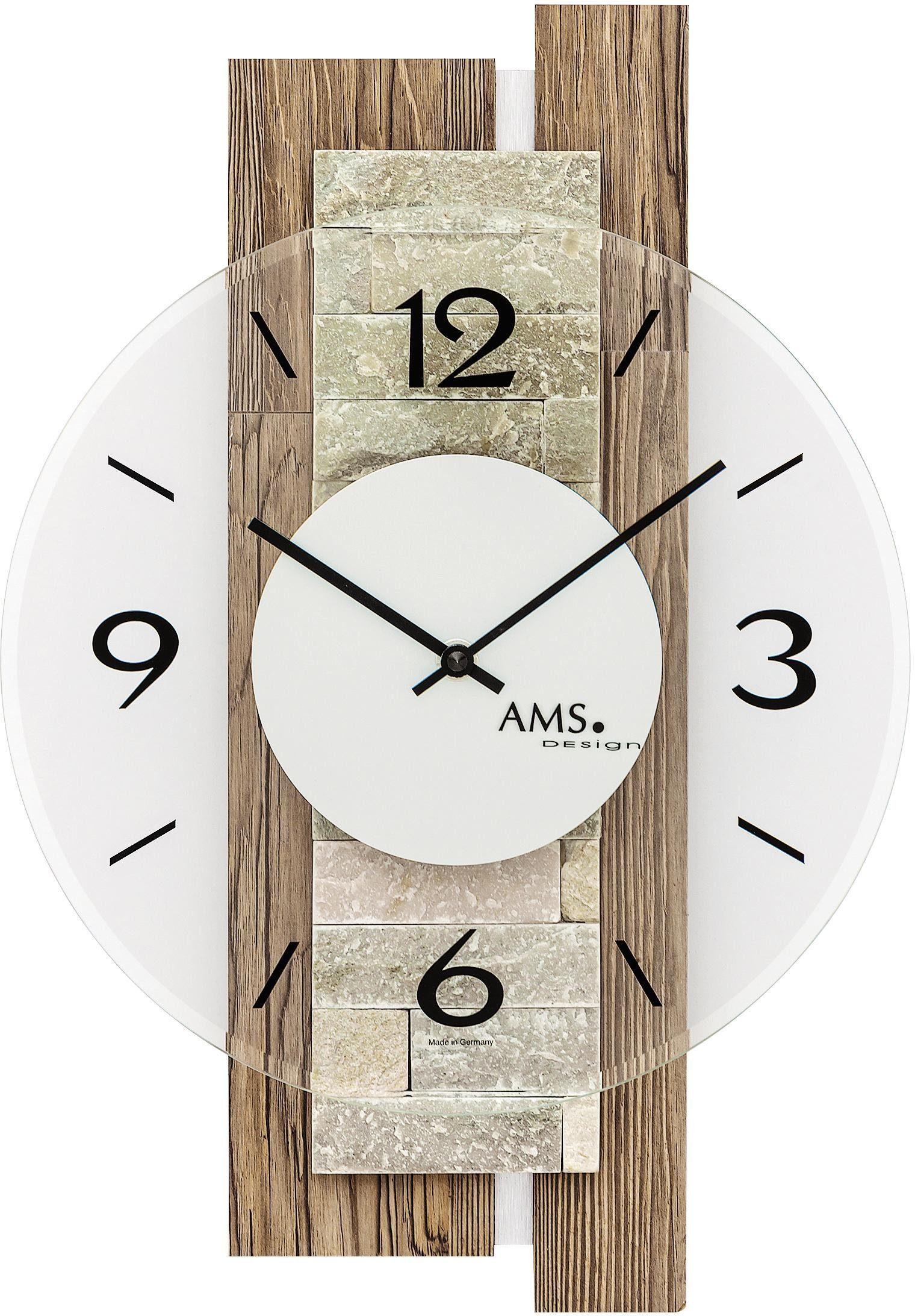 AMS Wanduhr »W9543«