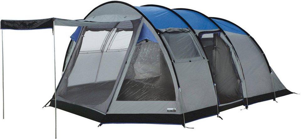 high peak tunnelzelt durban 5 5 personen mit. Black Bedroom Furniture Sets. Home Design Ideas