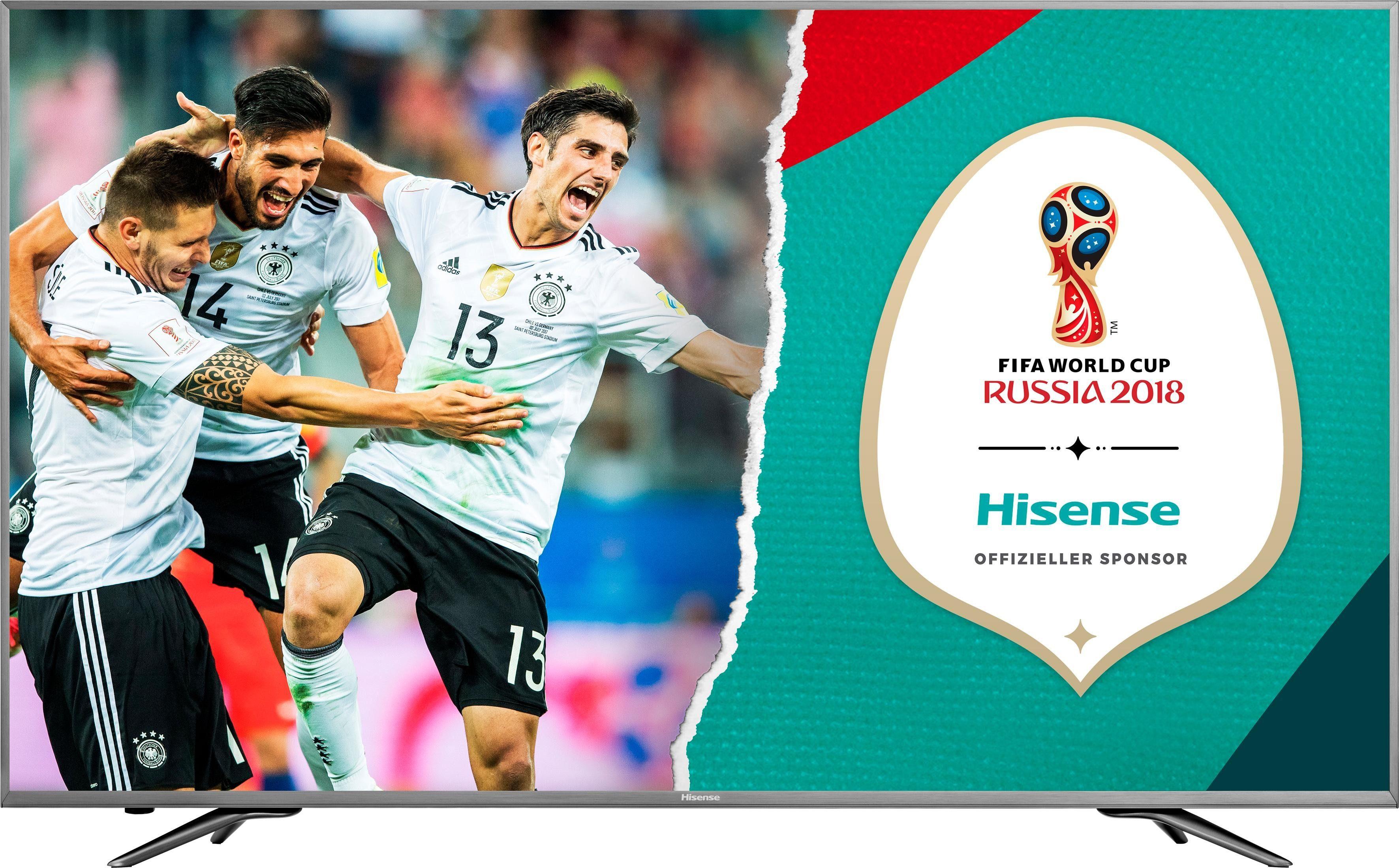 Hisense H55N6800 LED-Fernseher (55 Zoll, 4K Ultra HD, Smart-TV)