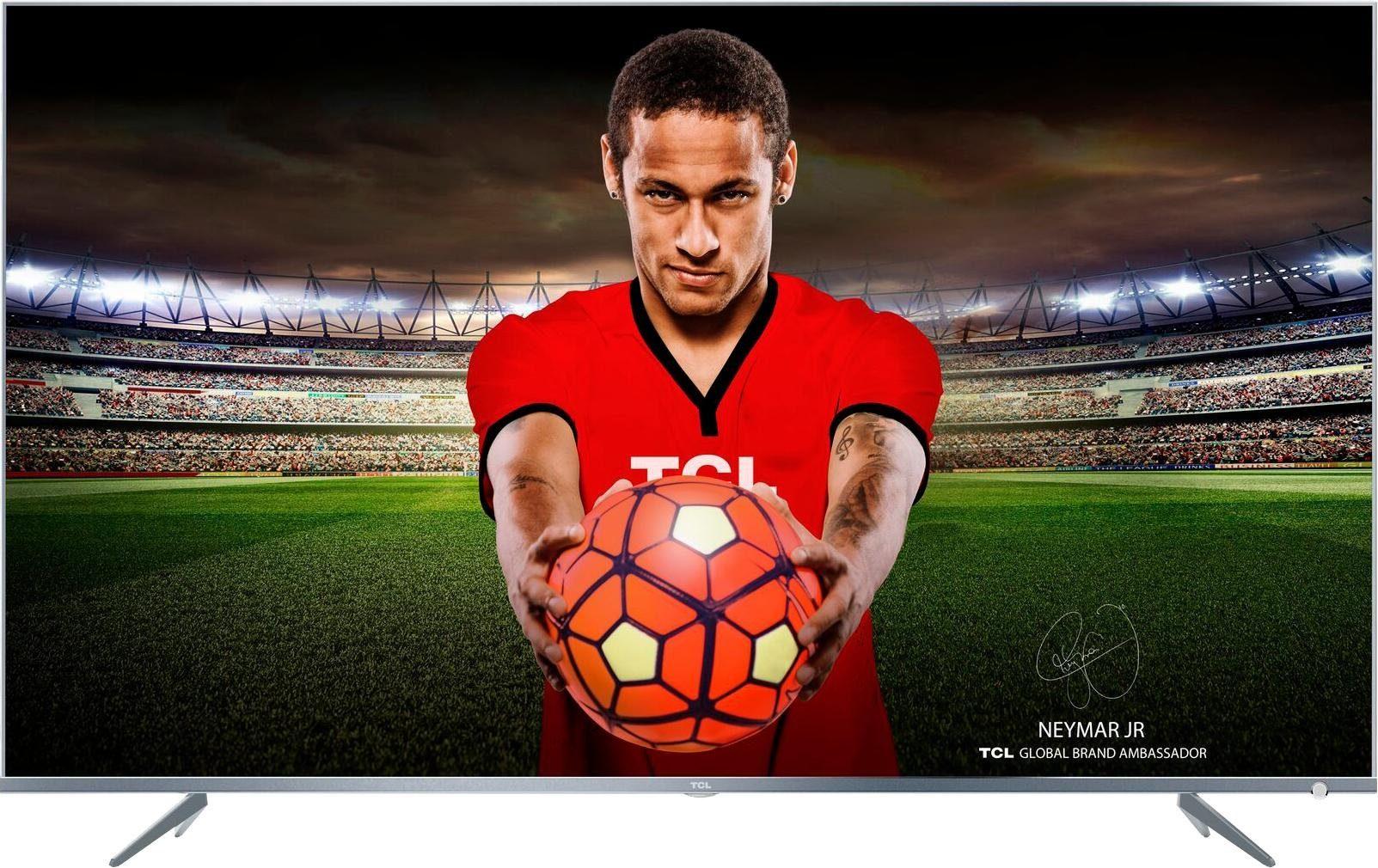 TCL 55DP661 LED-Fernseher (139,7 cm/55 Zoll, 4K Ultra HD, Smart-TV)