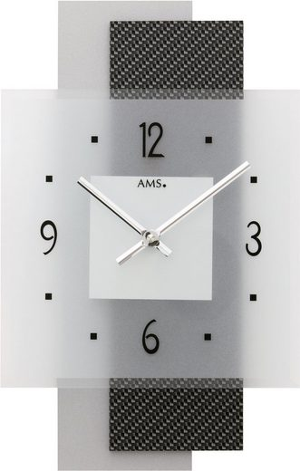 AMS Wanduhr »9243«